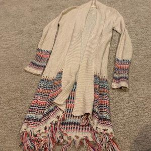 Roxy Long Sweater Cardigan
